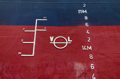 apa itu plimsoll mark kapal