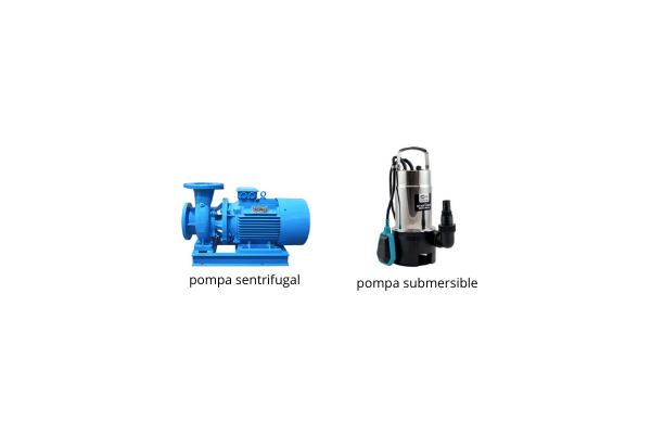 perbedaan pompa sentrifugal dan submersible
