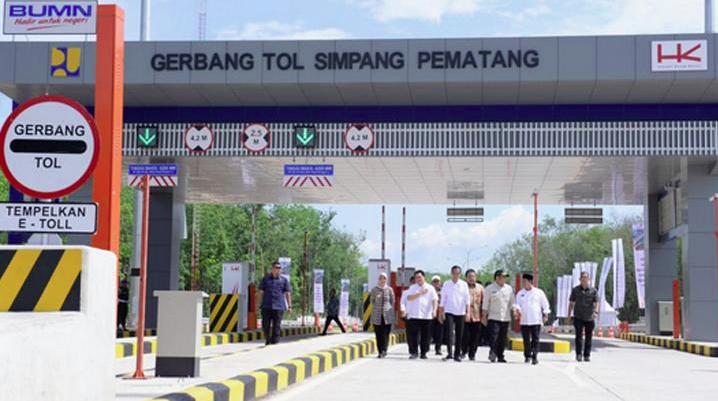 syarat-syarat pembangunan jalan tol