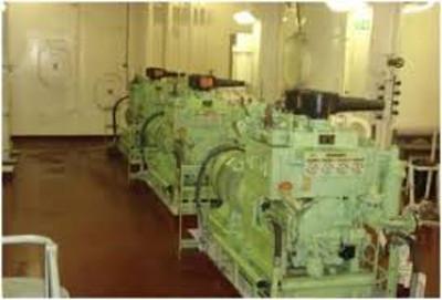 fungsi kompressor di Kapal