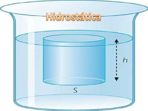 hukum utama hidrostatika