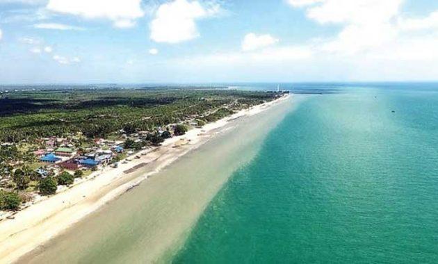 Apa Yang Dimaksud Dengan Garis Pantai? 2020