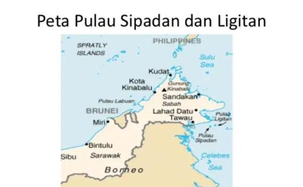apa yang melatarbelakangi sengketa pulau sipadan dan ligitan
