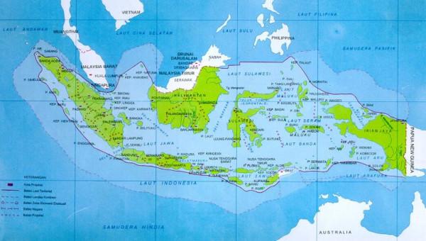 dampak positif dan negatif letak geologis indonesia