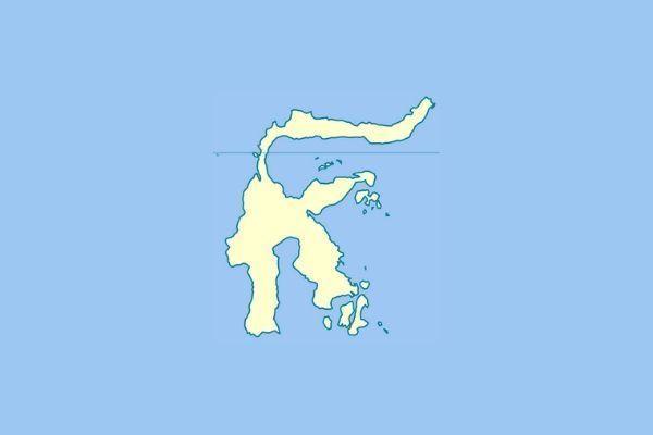 nama nama dataran rendah di pulau sulawesi