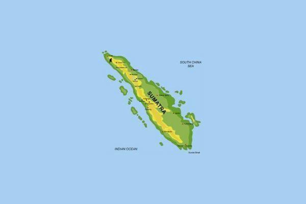 nama nama dataran rendah di pulau sumatera