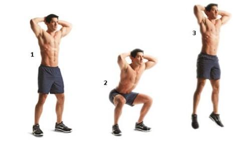 salah satu bentuk latihan meningkatkan kekuatan otot tungkai adalah