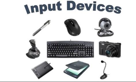 yang merupakan perangkat input device yaitu