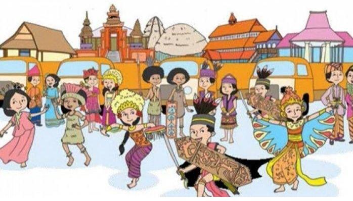 keberagaman suku bangsa dan budaya di indonesia memiliki dampak positif kecuali