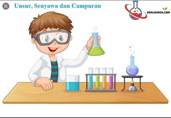 zat tunggal yang tidak dapat diuraikan lagi menjadi zat lain dengan reaksi kimia biasa disebut