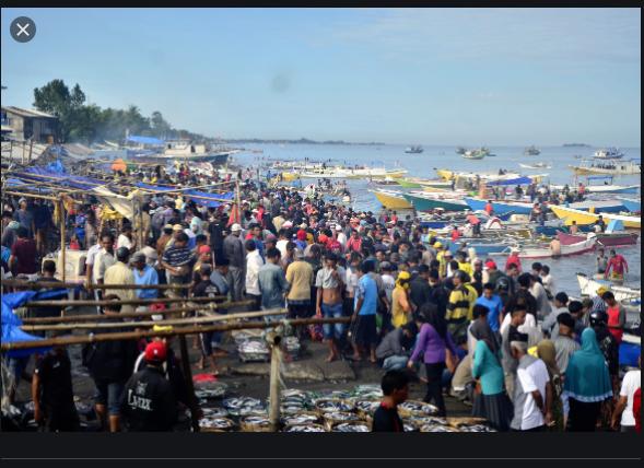 Apa pekerjaan utama masyarakat pesisir