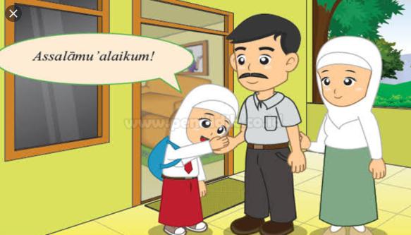 Pengertian orang tua menurut islam