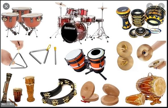 alat musik yang nadanya tetap disebut