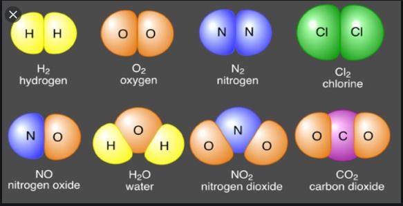 berikut ini yang termasuk rumus molekul unsur adalah