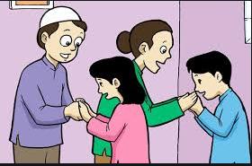 mengapa kita harus menghormati orang tua kita