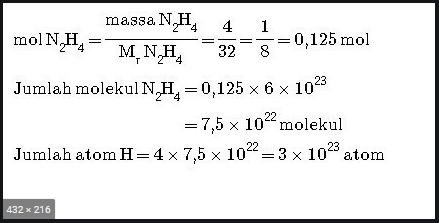rumus yang menyatakan jenis dan jumlah atom yang menyusun zat disebut