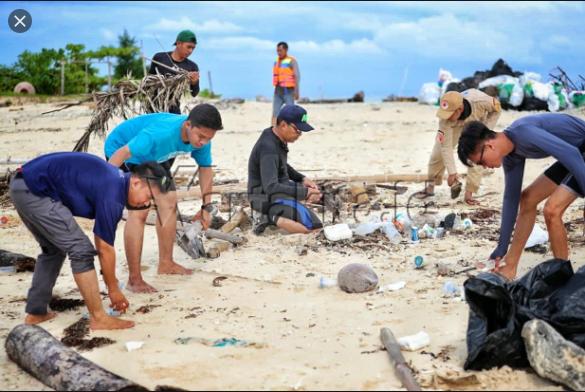 sebutkan 3 upaya pelestarian laut agar terhindar dari pencemaran laut,