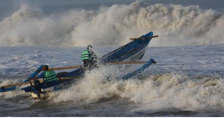 Bagaimana nelayan memenuhi keperluan hidup sehari-harinya pada angin kencang