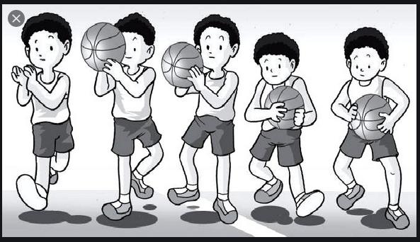 Sebutkan cara memainkan bola dengan ditangkap bola voli