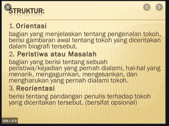 buatlah sebuah contoh paragraf orientasi pada teks ulasan