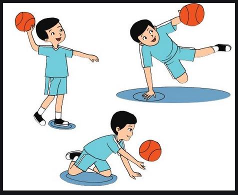 gerakan dasar bola beranting