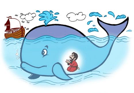 mengapa Nabi Yunus As ditelan ikan