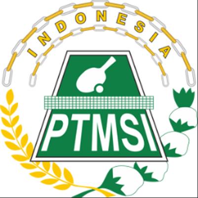 organisasi tenis meja di indonesia dikenal dengan nama