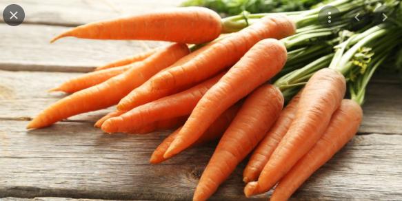 sebutkan kandungan dan manfaat wortel