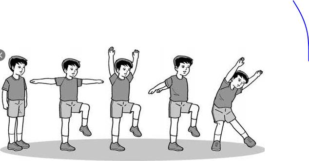 senam irama merupakan bagian dari olahraga