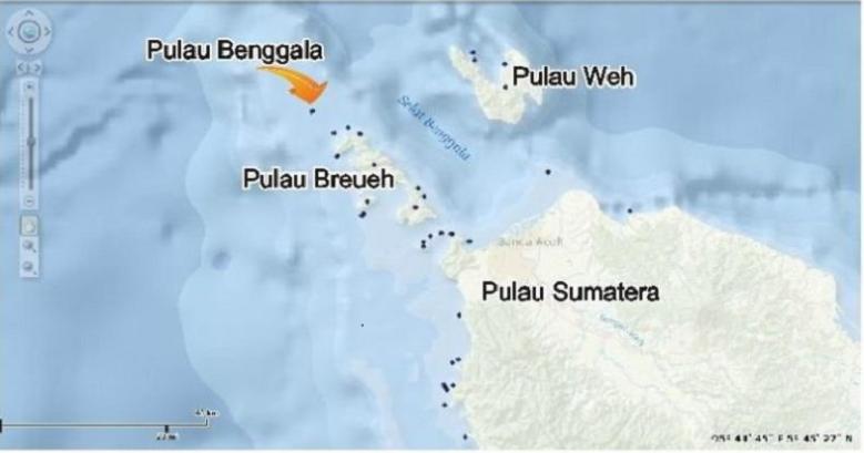 Pulau terluar indonesia bagian barat yaitu