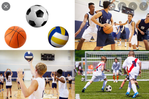 Tuliskan dan jelaskan jenis-jenis permainan bola besar