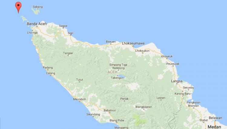 Wilayah indonesia paling barat adalah pulau