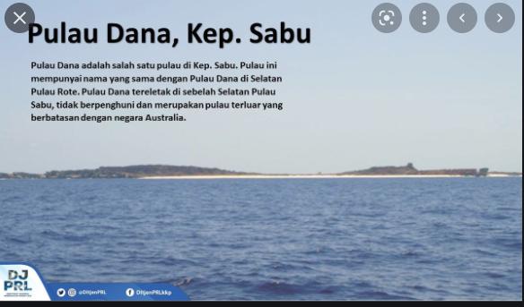 Wilayah indonesia paling selatan adalah pulau