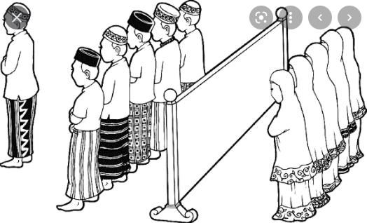 Jelaskan perbedaan antara imam dan makmum