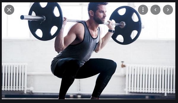 melakukan angkat beban secara terus-menerus dapat memperkuat otot